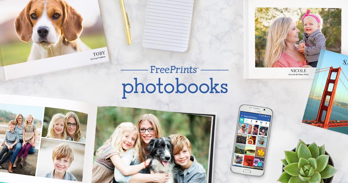 get free photo books freeprints photobooks app